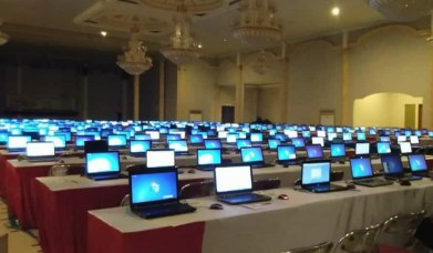 event sewa laptop test CPNS jakarta timur