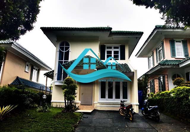 villa recommended di puncak