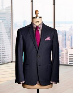 Custom Tailored Suit by NY's Most experienced tailor