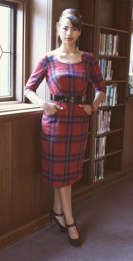 LN1310 Beatrice Pocket Dress | Sew Chic Patterns