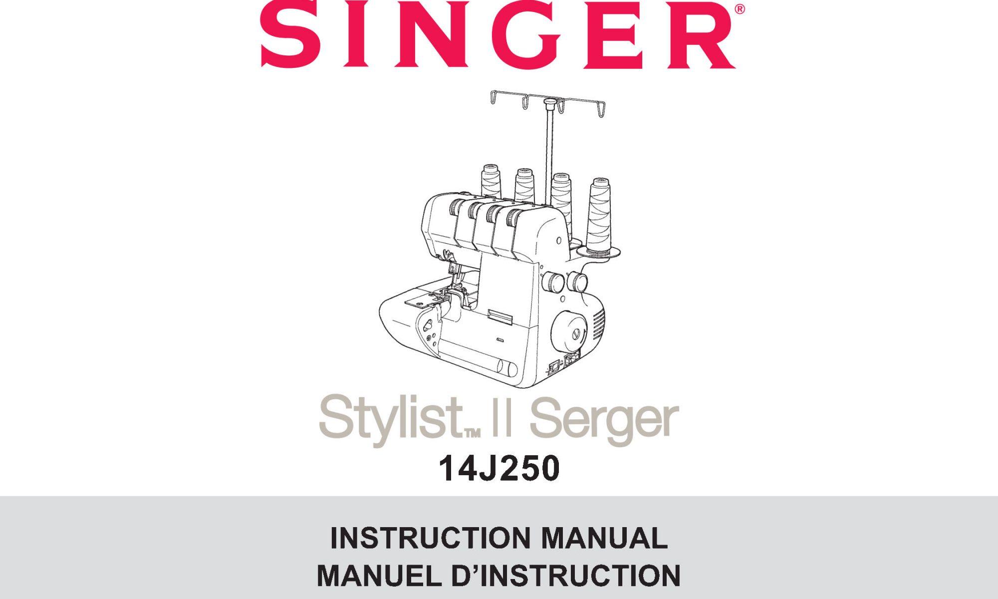 Singer 14j250
