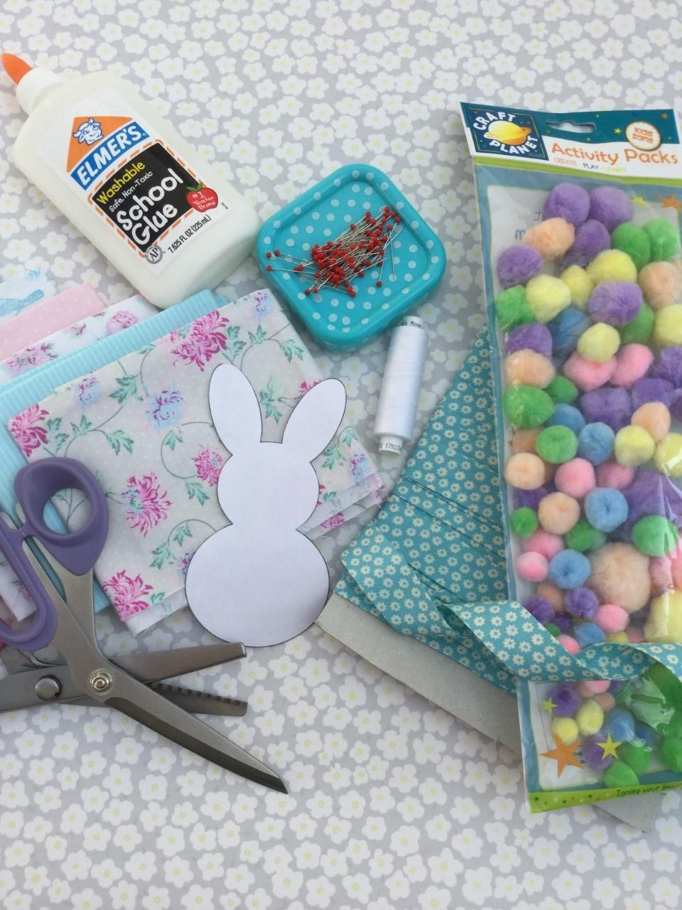 Bunny Bunting 1
