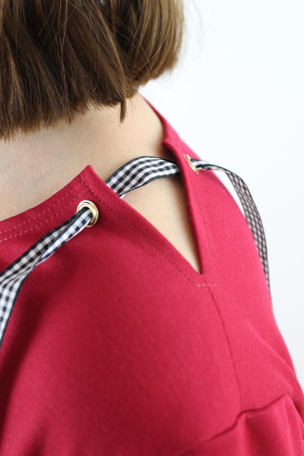 shoulder tie