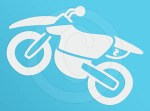 Dirtbike Decal