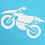 Dirtbike Decal