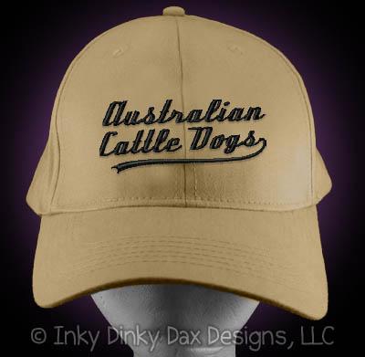 Australian Cattle Dogs Baseball Hat