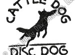 Australian Cattle Dog Embroidery