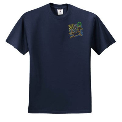 Disc Dog Embroidered Shirt