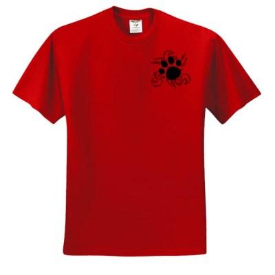 Cool Dog Embroidered TShirt