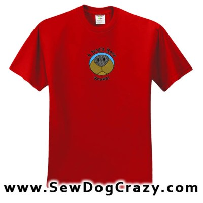 Embroidered Nose Work TShirt