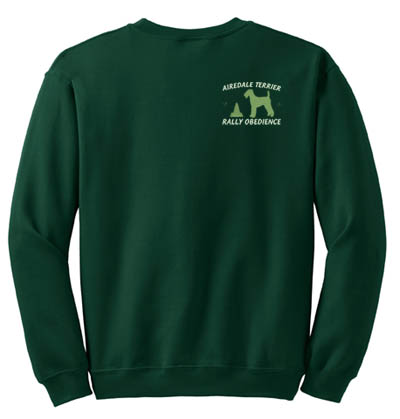 Embroidered Airedale Terrier Apparel