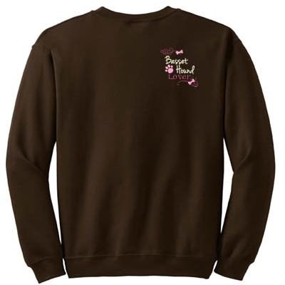 Basset Hound Lover Sweatshirt
