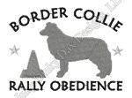 Border Collie Rally-O Gifts