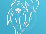 Wheaten Terrier Vinyl Sticker