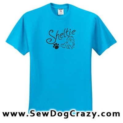 Pretty Sheltie TShirt