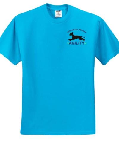 Bedlington Terrier Agility T-Shirt