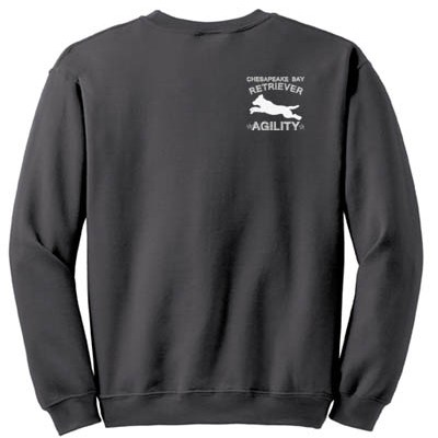 Chessie Agility Embroidered Sweatshirt