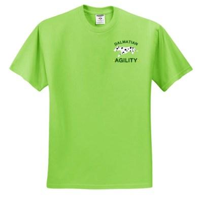 Dalmatian Agility T-Shirt