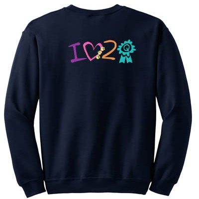 Dog Agility and Rally Obedience Sweatshirt