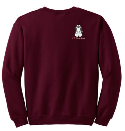Cute Lhasa Apso Sweatshirt