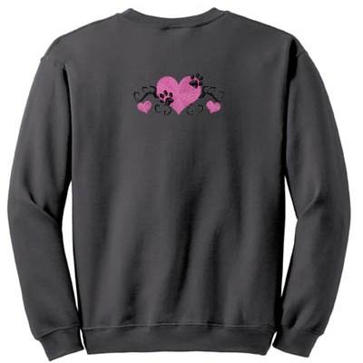 Tribal Dog Lover Sweatshirt