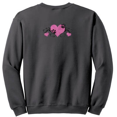 Tribal Dog Lover Sweatshirt