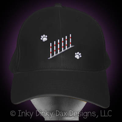 Embroidered Agility Weaves Hat