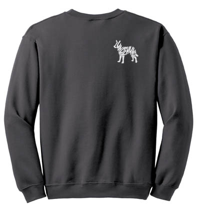 Fun Norwegian Lundehund Sweatshirt