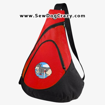 Swedish Vallhund Agility Bags