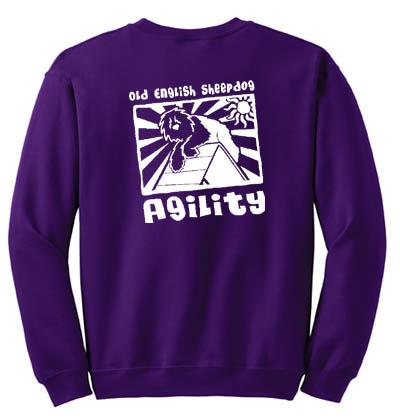 Funny OES Agility Sweatshirt