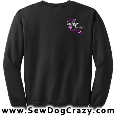 Pretty Sealyham Terrier Sweatshirt
