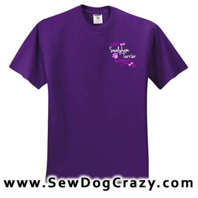 Pretty Sealyham Terrier TShirt