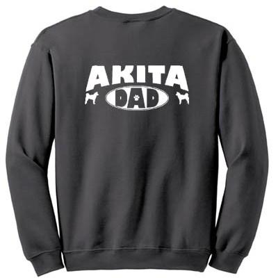 Akita Dad Sweatshirt