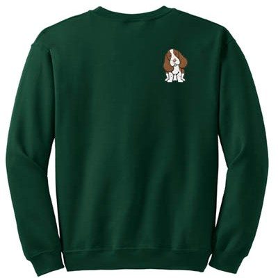 Cute English Springer Spaniel Sweatshirt