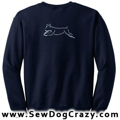 Dog Sports Schnauzer Sweatshirt