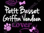 Petit Basset Griffon Vendeen Embroidery
