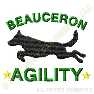 Beauceron Agility Apparel