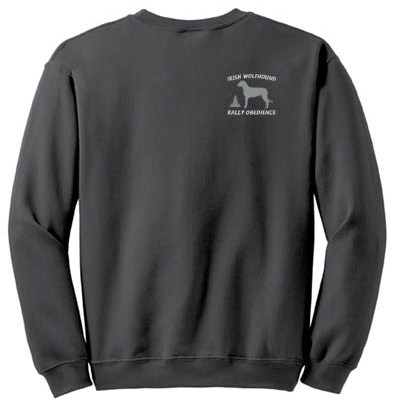 Rally-O Irish Wolfhound Sweatshirt