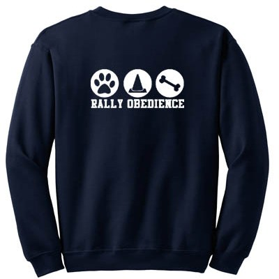 Rally Obedience Sweatshirt