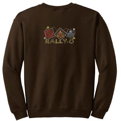Unique Rally-O Sweatshirt