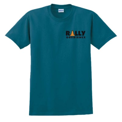 Embroidered Rally Obedience Shirt