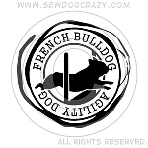 French Bulldog Agility Shirts