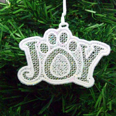Joy Dog Lover Ornaments