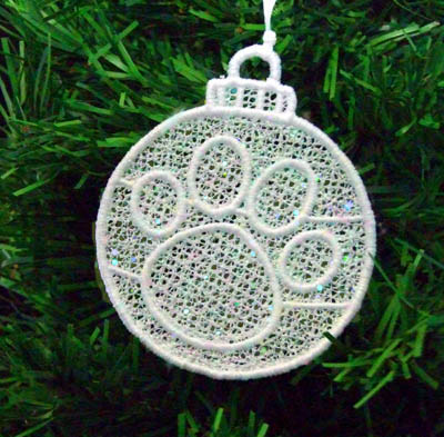 Holiday Dog Lover Ornaments