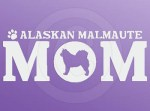 Alaskan Malamute Car Stickers