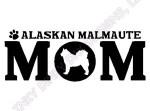 Malamute Mom Apparel