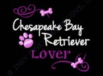 Pretty Chesapeake Bay Retriever Apparel