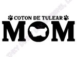 Coton de Tulear Mom Gifts