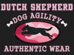 Cool Dutch Shepherd Agility Apparel