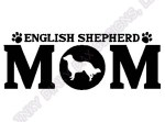 English Shepherd Mom Gifts